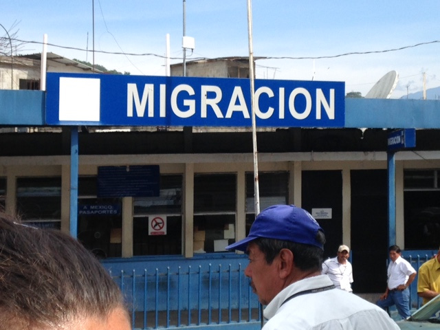 migration border Gua